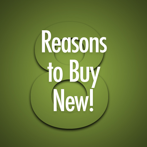 8 Reasons to buy new/Castle & Cooke