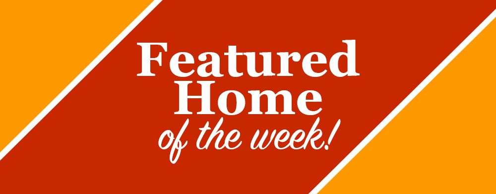 Featured Home of the Week