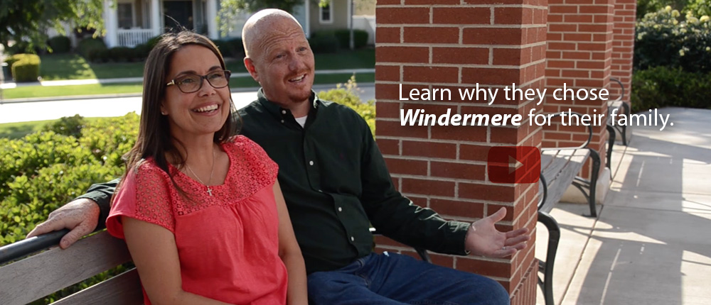 Video: The Kerns family chose Windermere.